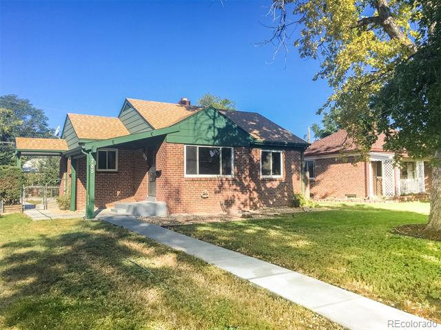 785 S Clay St, Denver, CO 80219