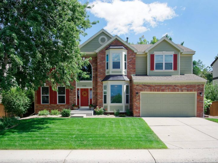 9704 Golden Eagle Ave, Highlands Ranch, CO 80129