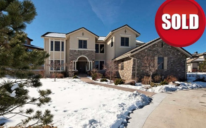 4 Bedrooms, House, Sold!, Massive Peak Cir, 5 Bathrooms, Listing ID 1086372, Castle Rock, Douglas, Colorado, United States, 80108,