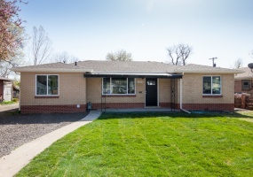 2 Bedrooms, House, Sold!,  Upham St, 1 Bathrooms, Listing ID 9674459, Lakewood, Jefferson, Colorado, United States, 80214,