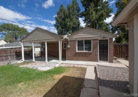 3 Bedrooms, House, Under Contract, Quebec St, 2 Bathrooms, Listing ID 9674537, Denver, Denver, Colorado, United States, 80220,
