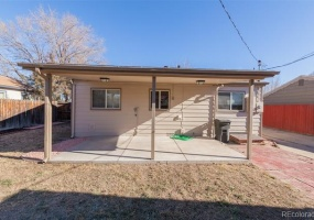 2 Bedrooms, House, Under Contract, Ingalls St, 1 Bathrooms, Listing ID 9674575, Arvada, Jefferson, Colorado, United States, 80002,